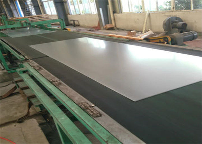 High Toughness 17 4 Steel Plate , 17 4ph Plate For Shaft And Bearing